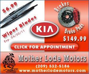 Mother Lode Motors - IAB Medium Rectangle Banner Design