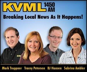 KVML IAB Medium Rectangle Web Banner Design