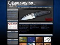 Steel Addiction Custom Knife Gallery