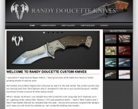 Randy Doucette Custom Knives