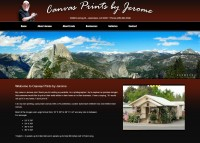 Canvas Prints by Jerome