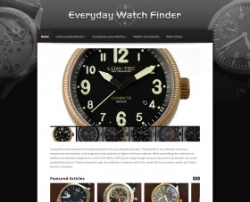 Every Day Watch Finder