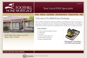 Foothill Home Mortgage