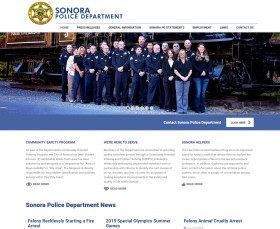 Sonora Police Department