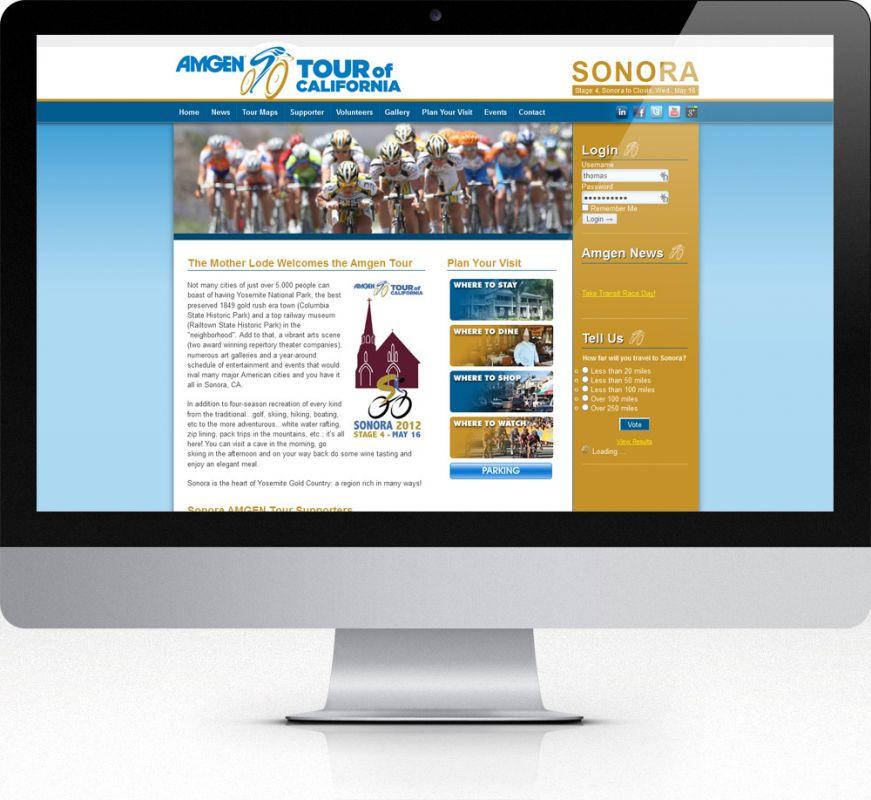 AMGEN Tour of California - Sonora
