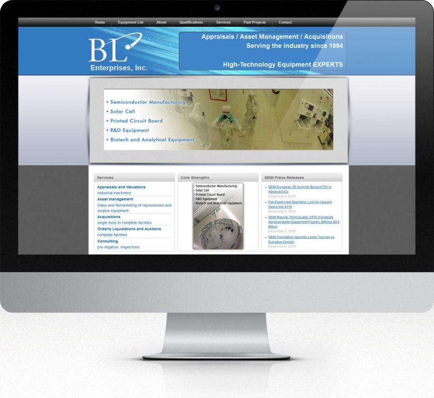 BL Enterprises, Inc.