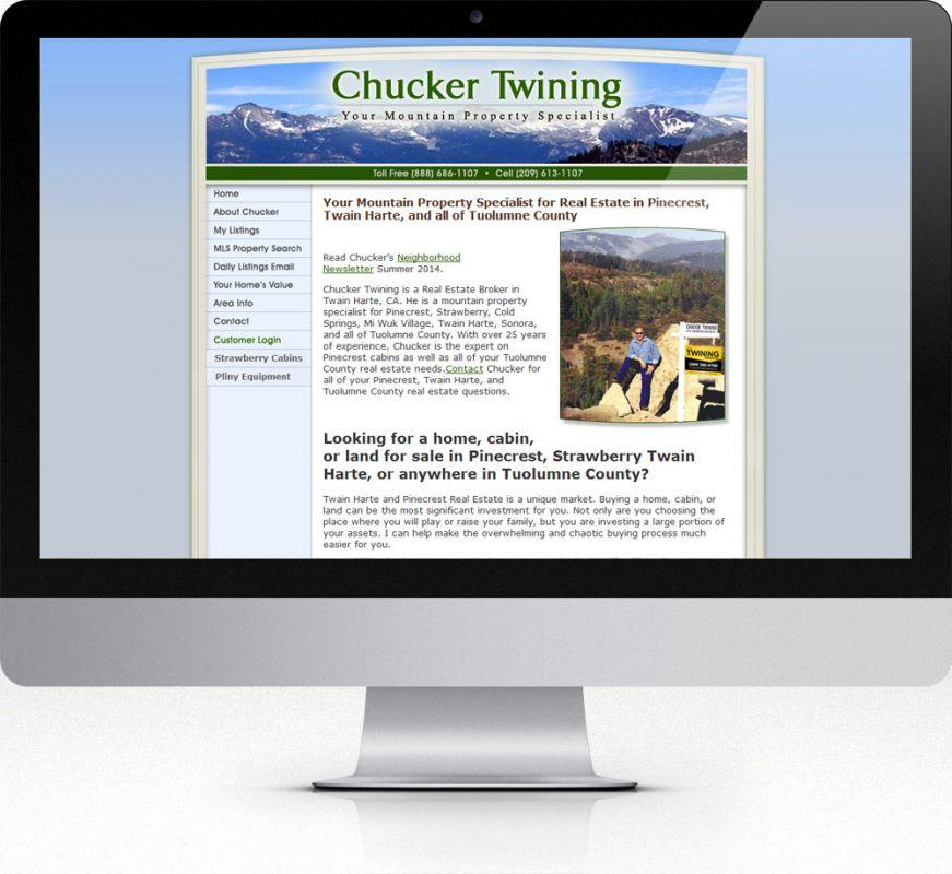 Chucker Twining