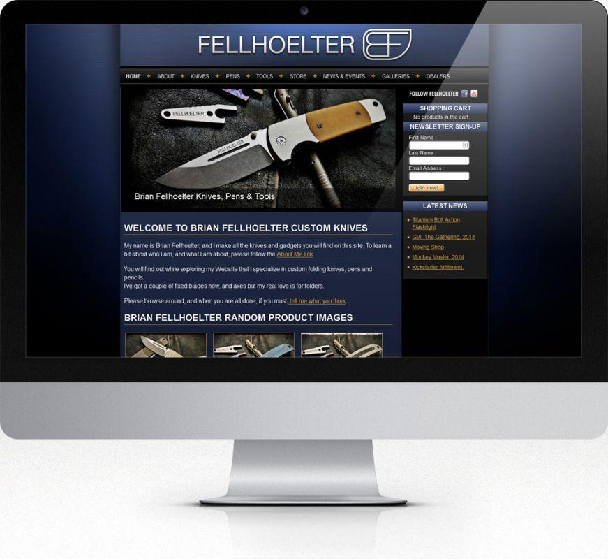 Fellhoelter Knives