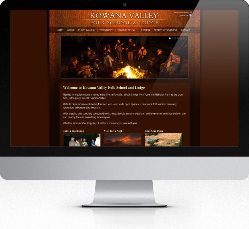 Kowana Valley Folk School and Lodge