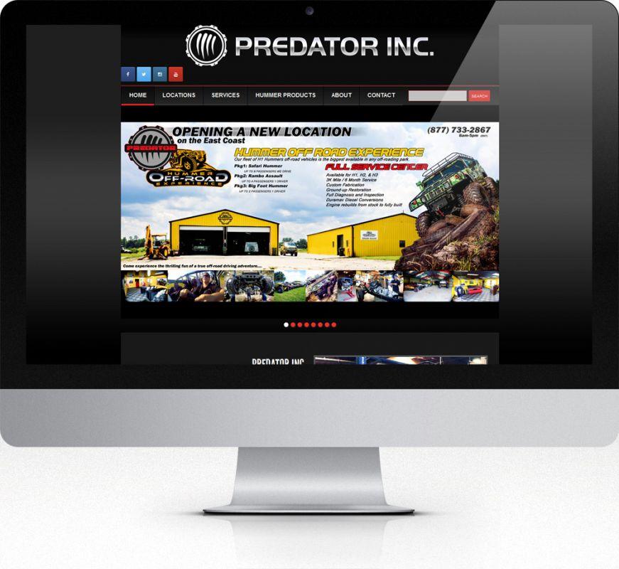 Predator Inc.