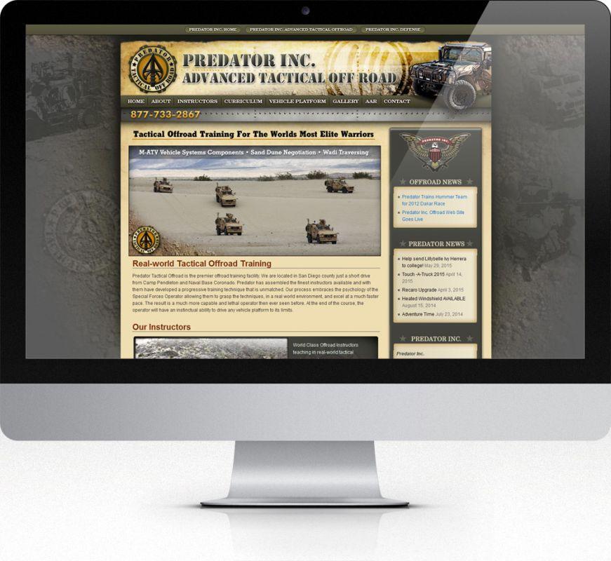 Predator Inc. Advanced Tactical Off Road