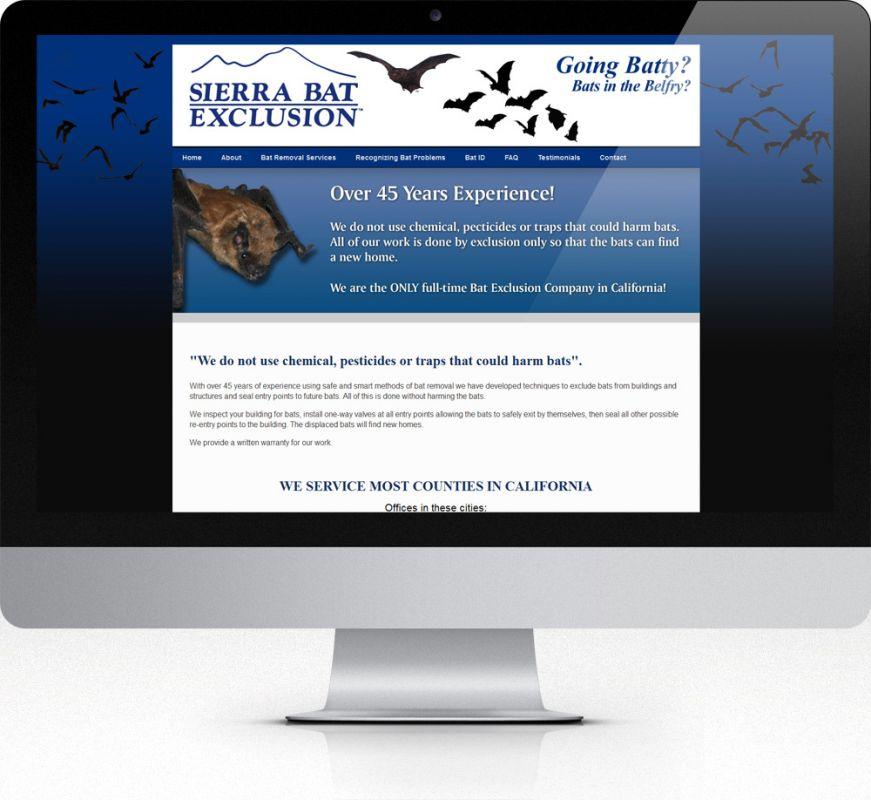 Sierra Bat Exclusion