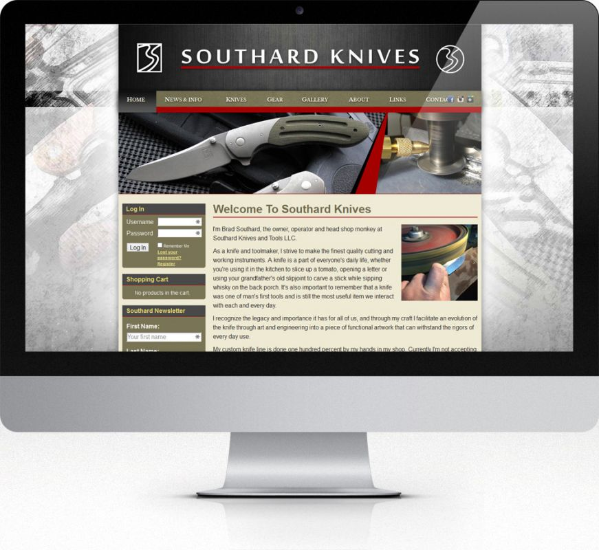 Southard Knives