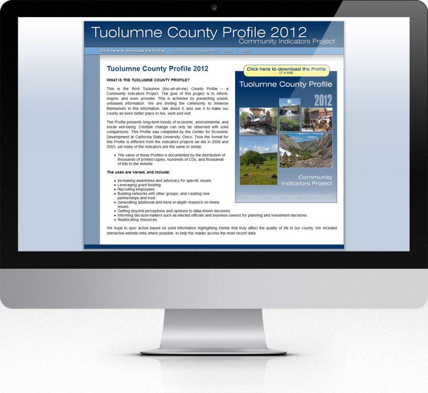 Tuolumne County Profile