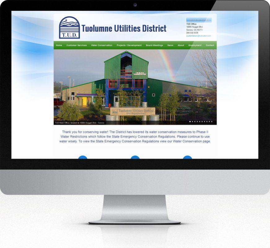 Tuolumne Utilities District (TUD)
