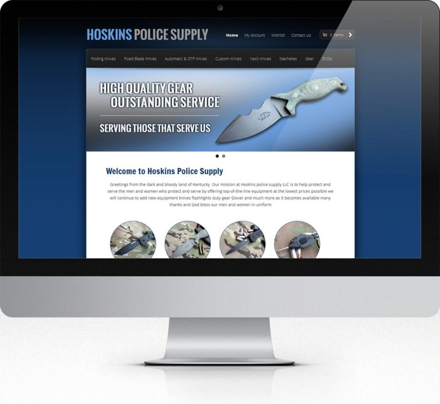 Hoskins Police Supply