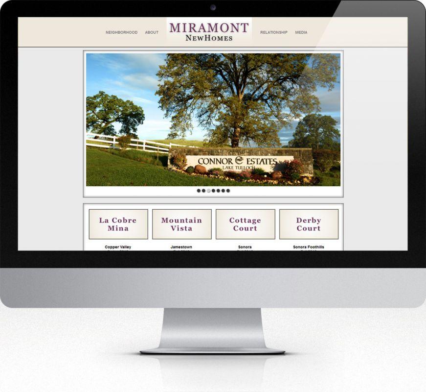 Miramont New Homes
