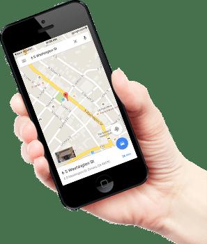 Web Design Location Mobile Handheld