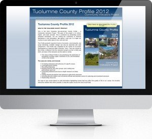 Tuolumne County Profile