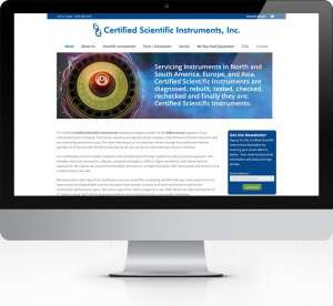 Certified Scientific Instruments, Inc.