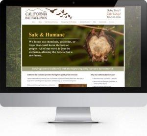 California Bat Exclusion