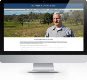Calaveras County District 4 Supervisor - Dennis Mills